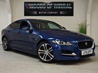 2015 JAGUAR XE 2.0D [180] R-SPORT 4d AUTO £15980.00