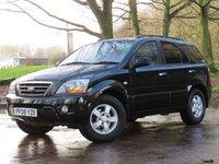 2008 KIA SORENTO 2.5 XS 5d 168 BHP £3500.00