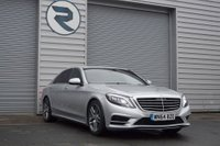 USED 2015 64 MERCEDES-BENZ S CLASS 3.0 S350L BLUETEC AMG LINE EXECUTIVE 4d AUTO 258 BHP