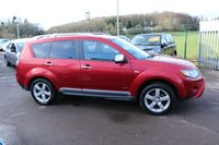 USED 2009 09 MITSUBISHI OUTLANDER 2.0 INTENSE WARRIOR H-LINE DI-D 5d 139 BHP