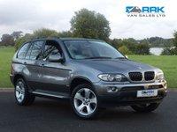 2005 BMW X5 3.0 D SPORT 5d AUTO 215 BHP £6490.00