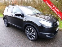 USED 2012 61 NISSAN QASHQAI+2 2.0 PLUS 2 DCI N-TEC PLUS 5d AUTO 148 BHP All retail cars sold include -3 months warranty, HPI Certificate, 12 months AA breakdown cover, pre-delivery workshop inspection and a minimum 6 months Mot.