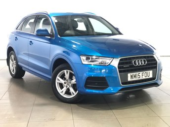 2015 AUDI Q3