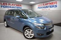 USED 2015 65 CITROEN C4 GRAND PICASSO 1.6 BLUEHDI SELECTION 5d 118 BHP Low Road Tax, Cruise control, 7 Seats, Park sensors