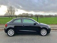 2011 AUDI A1 1.6 TDI SPORT 3d 103 BHP £6295.00