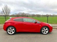 2016 VAUXHALL ASTRA 1.4 GTC SRI S/S 3d 138 BHP £8695.00