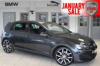 USED 2015 65 VOLKSWAGEN GOLF 2.0 GTD 5d 181 BHP full vw service history FULL VW SERVICE HISTORY + SATELLITE NAVIGATION + £20 ROAD TAX + XENON HEADLIGHTS + HEATED FRONT SEATS + 18 INCH ALLOYS + DAB RADIO + TINTED GLASS + CRUISE CONTROL + BLUETOOTH + AIR CONDITIONING