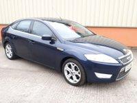 2011 FORD MONDEO 2.0 TITANIUM X TDCI 5d AUTO 161 BHP £5995.00