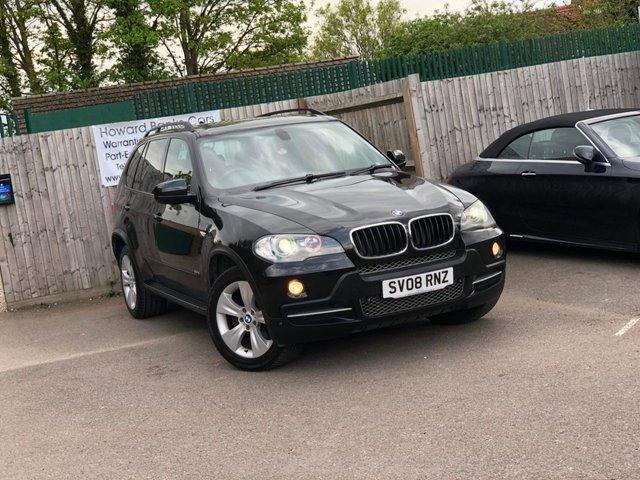 2008 08 BMW X5 3.0 D SE 5STR 5d AUTO 232 BHP