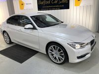 USED 2015 15 BMW 3 SERIES 3.0 330D LUXURY 4d AUTO 255 BHP