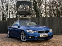 USED 2015 65 BMW 4 SERIES 3.0 430D M SPORT 2dr AUTO 1 Year Parts & Labour Warranty
