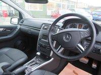 USED 2011 MERCEDES-BENZ B CLASS 1.5 B160 SPORT 5d AUTO 95 BHP