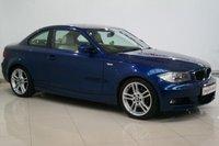 2010 BMW 1 SERIES 2.0 120D M SPORT 2d AUTO 175 BHP £7150.00