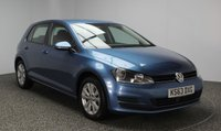 USED 2014 63 VOLKSWAGEN GOLF 2.0 SE TDI BLUEMOTION TECHNOLOGY DSG 5DR AUTOMATIC £30 ROAD TAX FULL SERVICE HISTORY FULL SERVICE HISTORY + £30 12 MONTHS ROAD TAX + PARKING SENSOR + BLUETOOTH + CRUISE CONTROL + AIR CONDITIONING + ELECTRIC WINDOWS + 16 INCH ALLOY WHEELS