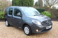 USED 2016 65 MERCEDES-BENZ CITAN 1.5 109 CDI TRAVELINER 1d 90 BHP