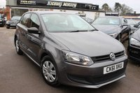 USED 2012 61 VOLKSWAGEN POLO 1.2 S 5 Door 70bhp Air Con