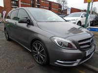 2013 MERCEDES-BENZ B CLASS 1.8 B200 CDI BLUEEFFICIENCY SPORT 5d AUTO 136 BHP £11494.00
