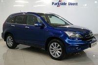 2011 HONDA CR-V 2.2 I-DTEC EX 5d 148 BHP £9450.00