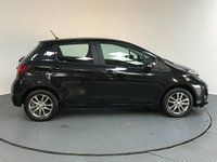 USED 2015 65 TOYOTA YARIS 1.3 VVT-I ICON M-DRIVE S 5d AUTO 99 BHP TOYOTA HISTORY - ONE OWNER - REAR CAMERA - BLUETOOTH - AIR CON - USB - TOUCH SCREEN DISPLAY