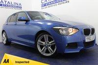 USED 2012 62 BMW 1 SERIES 1.6 116I M SPORT 5d 135 BHP