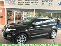 USED 2012 12 LAND ROVER RANGE ROVER EVOQUE 2.2 SD4 PURE TECH 5d AUTO 190 BHP AWD LAND ROVER RANGE ROVER EVOQUE 2.2 SD4 PURE TECH 5d AUTO 190 BHP 4WD