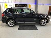 USED 2014 14 BMW X3 3.0 XDRIVE30D XLINE 5d AUTO 255 BHP