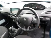 USED 2013 13 PEUGEOT 208 1.2 ACTIVE 5d 82 BHP