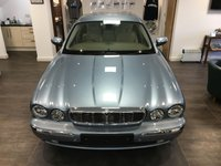 USED 2005 55 JAGUAR XJ 3.0 V6 4d AUTO 240 BHP Truly exceptional example - Husband & Wife Owned from New - Just 21,000 Miles - Full Jaguar Service History
