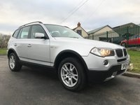 2009 BMW X3 2.0 D SE AUTO VERY CLEAN WELL LOOKED AFTER CAR £5995.00