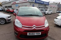 USED 2010 60 CITROEN C4 PICASSO 1.6 VTR PLUS HDI 5STR 5d 110 BHP