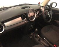 USED 2011 11 MINI HATCH FIRST FIRST