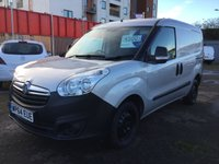 USED 2014 64 VAUXHALL COMBO 1.2 2000 L1H1 CDTI S/S ECOFLEX 1 OWNER