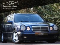 USED 1999 MERCEDES-BENZ E CLASS 2.4 E240 AVANTGARDE 5d AUTO 168 BHP FULL LEATHER P/X TO CLEAR