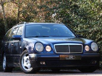 1999 MERCEDES-BENZ E CLASS 2.4 E240 AVANTGARDE 5d AUTO 168 BHP £990.00