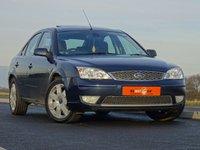 2006 FORD MONDEO 2.0 GHIA X 16V 5d 145 BHP £2475.00