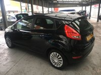 USED 2012 62 FORD FIESTA 1.2 EDGE 5d 59 BHP *** PAYMENTS LOW AS £82 A MONTH! *** 12 MONTHS WARRANTY ***