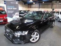 2012 AUDI A4 2.0 AVANT TDI SE TECHNIK 5d AUTO 174 BHP £9690.00