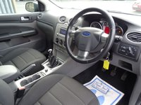 USED 2011 11 FORD FOCUS 1.6 SPORT 5d 99 BHP