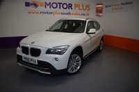 USED 2010 P BMW X1 2.0 XDRIVE20D SE 5d 174 BHP