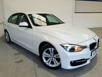 USED 2014 14 BMW 3 SERIES 2.0 318D SPORT 4d 141 BHP