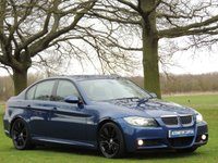 2007 BMW 3 SERIES 3.0 335D M SPORT 4d AUTO 282 BHP £8490.00