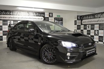 2017 SUBARU WRX 2.5 STI TYPE UK 4d 300 BHP £23995.00