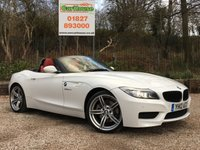 USED 2012 12 BMW Z4 3.0 SDRIVE30I M SPORT HIGHLINE EDITION 2dr AUTO Stunning Example, HUGE Spec