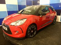 2011 CITROEN DS3 1.6 DSPORT HDI 3d 110 BHP £5000.00