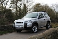 2004 LAND ROVER FREELANDER 1.8 E SOFT TOP 3d 116 BHP £1999.00
