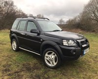 USED 2006 56 LAND ROVER FREELANDER 2.0 TD4 FREESTYLE 5d 110 BHP