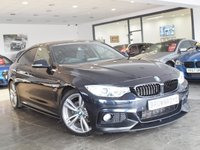 USED 2016 66 BMW 4 SERIES GRAN COUPE 2.0 420D M SPORT GRAN COUPE 4d AUTO 188 BHP M PERFORMANCE STYLING+FSH