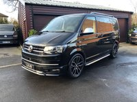 USED 2017 67 VOLKSWAGEN TRANSPORTER 2017/67 VW T6 Transporter Highline 204ps 6 speed Kombi Finance arranged with low deposit HP plans available up to 10 years