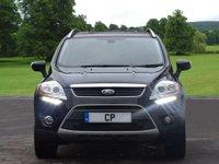 USED 2012 62 FORD KUGA 2.0 TITANIUM X TDCI 5d AUTO 163 BHP