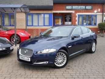 2012 JAGUAR XF 2.2 D SE 4d 163 BHP £9490.00